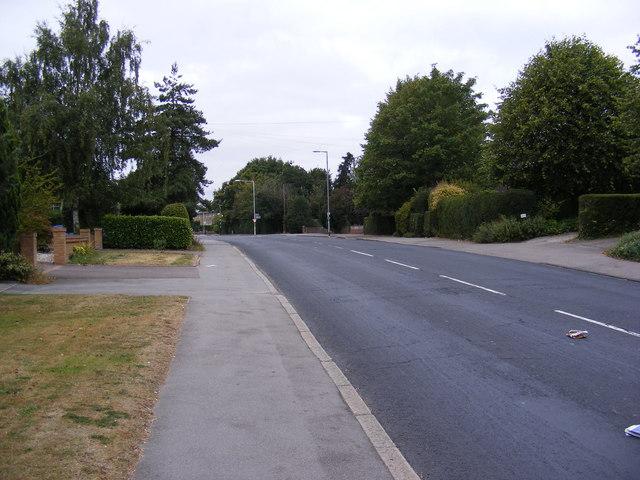 B1009 Baddow Road, Great Baddow