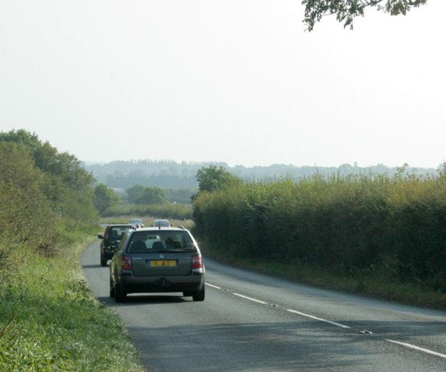 2009 : B4465 Westerleigh Road looking south