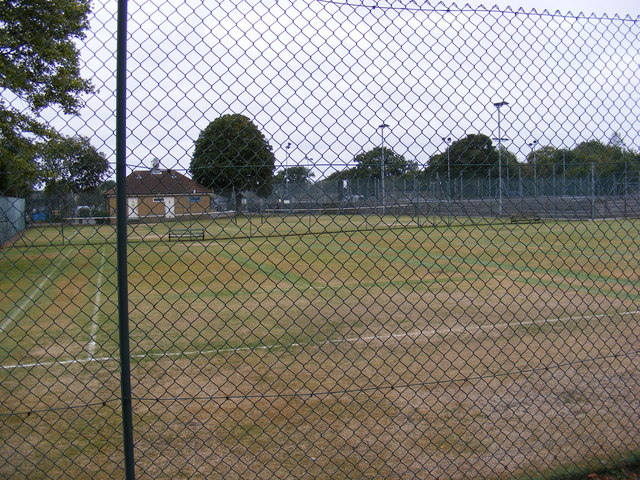 Great Baddow Tennis Courts