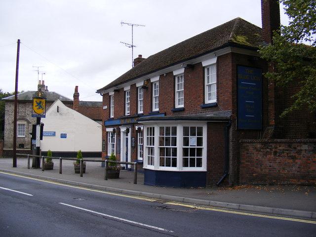 The Blue Lion Public House