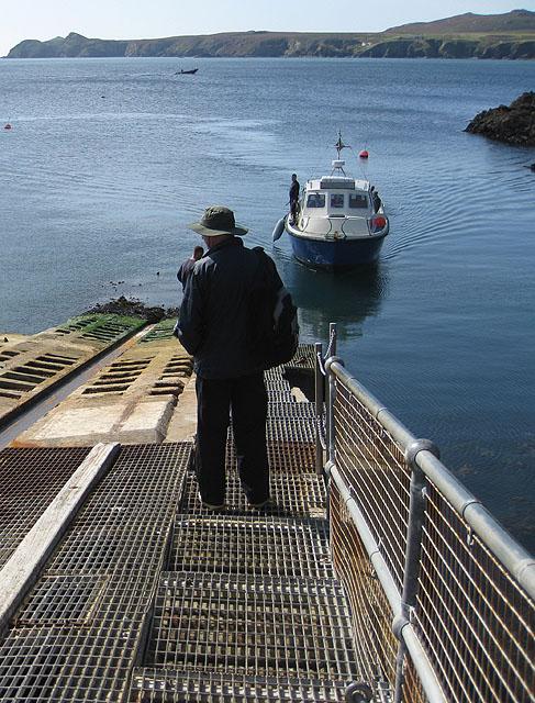 Boat delayed
