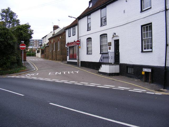 Bell Street, Great Baddow