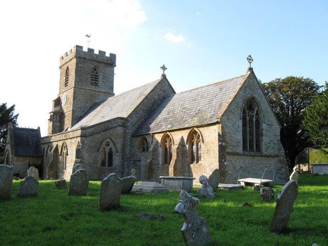 St. Mary's church, Powerstock, Dorset