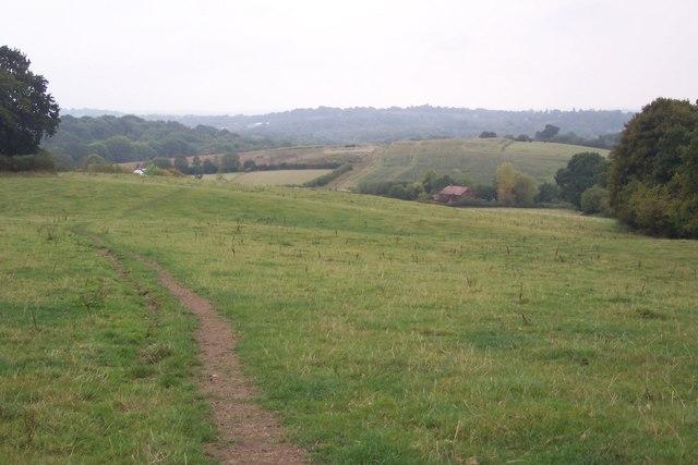 Footpath to Nineveh Lane