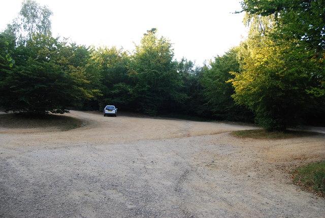 Toy's Hill Car Park
