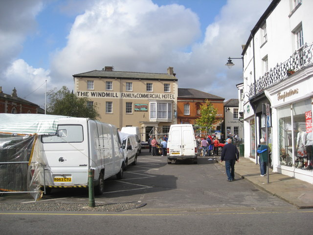 Alford - Market Place