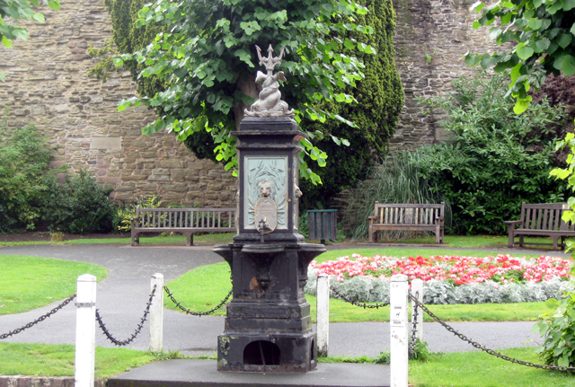 Drinking Fountain, Ludlow