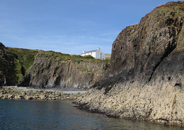 Former farmhouse, Ramsey Island