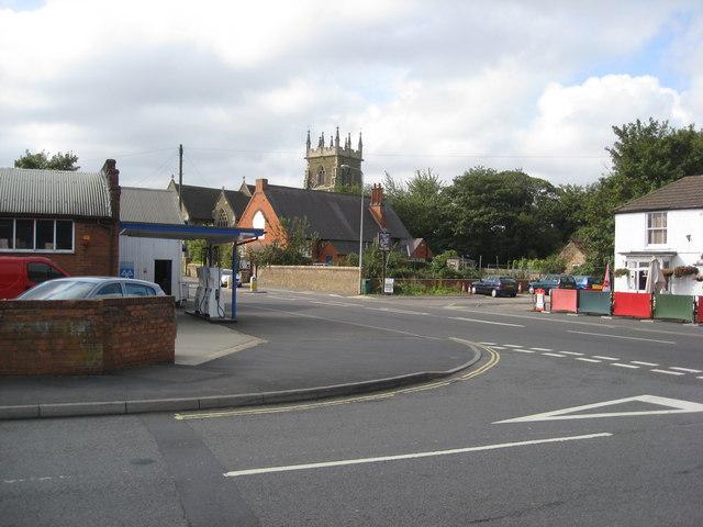 Alford - Street Scene