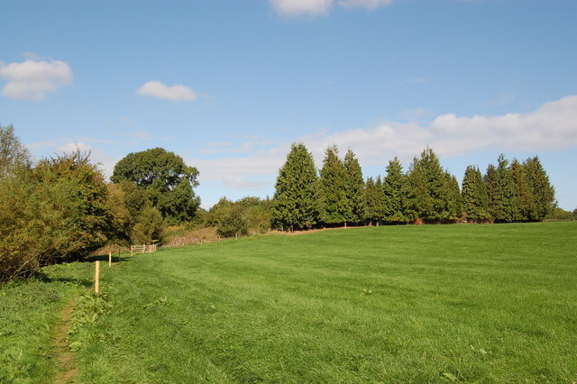Wye Valley Walk approaches Monmouth Sewage Works