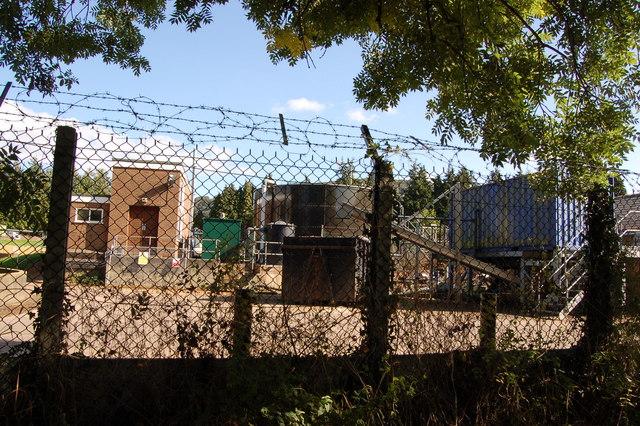 Monmouth Sewage Works