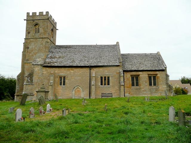 St. Nicholas' church, Teddington
