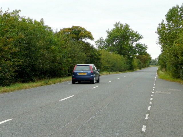 A435 south to Cheltenham