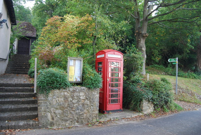 Telephone Box, Toy's Hill