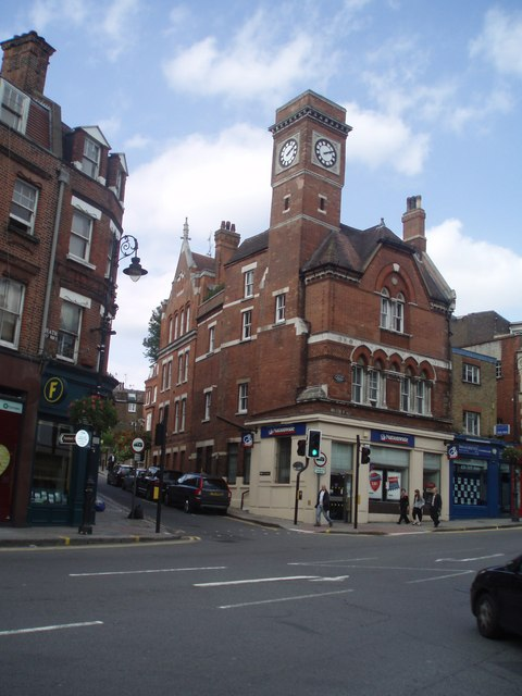 Clock Tower, Hampstead
