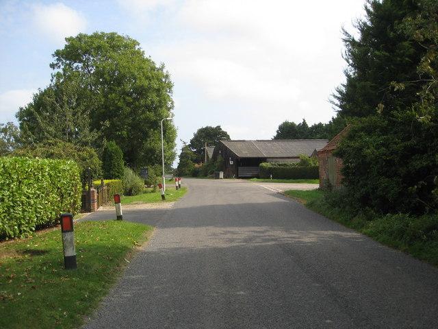 Sloothby - Village Scene