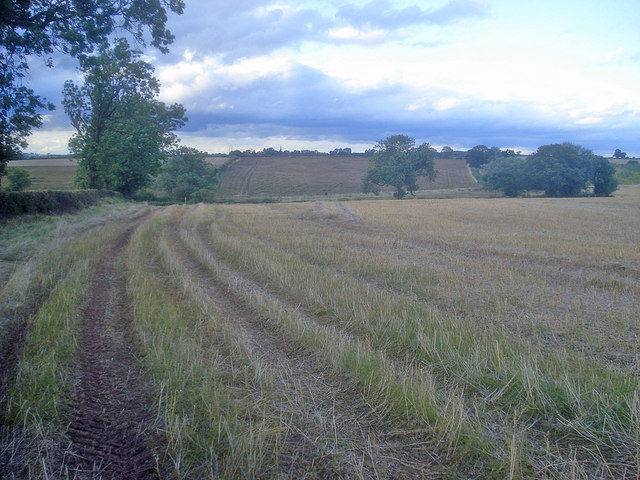 Arable land at Upper Fields