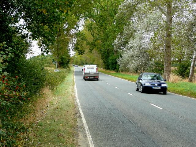 A435 south