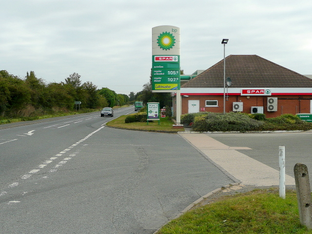 Services on the A46