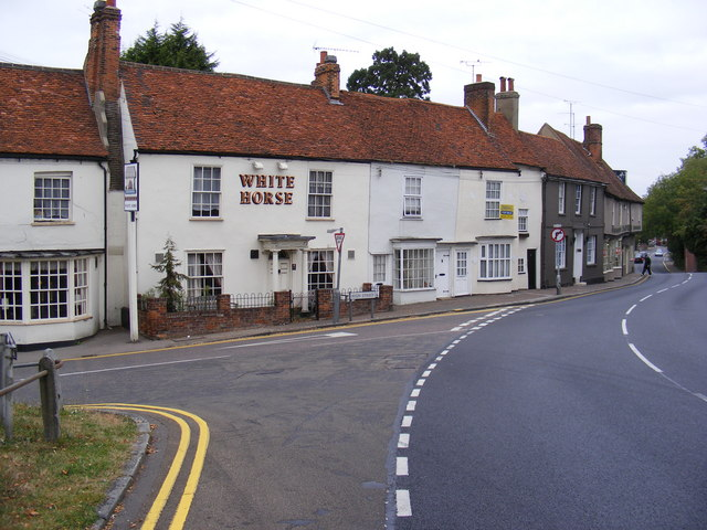 White Horse Public House, Great Baddow