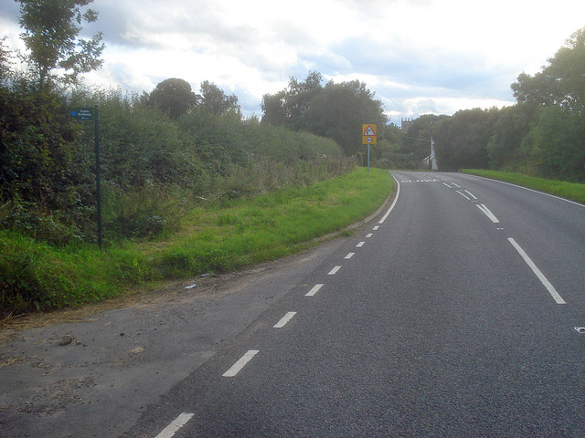 Road to Swepstone