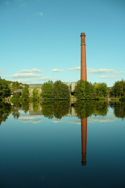 Mill in Holmfirth