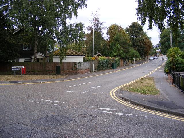 Galleywood Road, Great Baddow