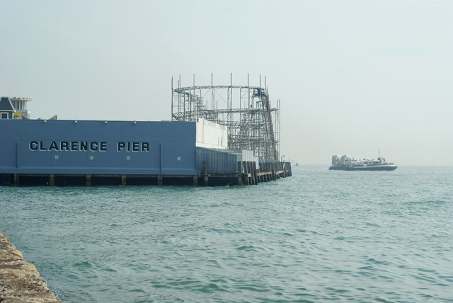 Clarence Pier, Southsea, Hampshire