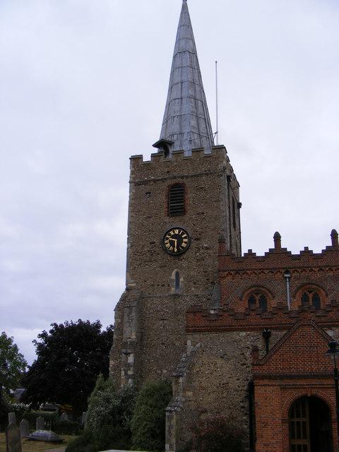 St.Mary's Church Tower