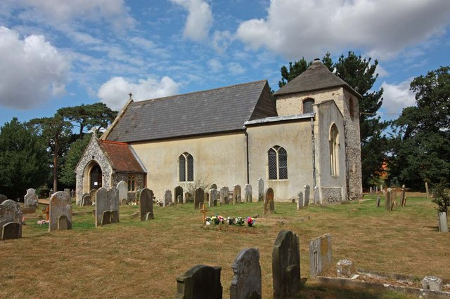 All Saints, Chedgrave, Norfolk