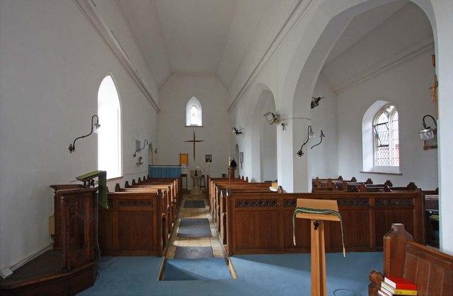 All Saints, Chedgrave, Norfolk - West end