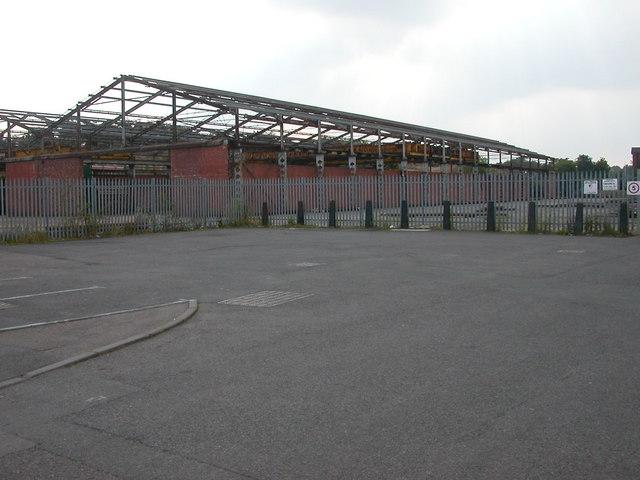 New Bilton-Paynes Lane