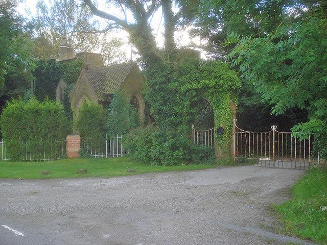 Gatehouse at Heather Hall - 1