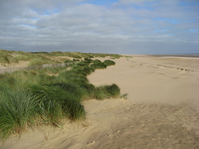 Mablethorpe - Beach and Dunes