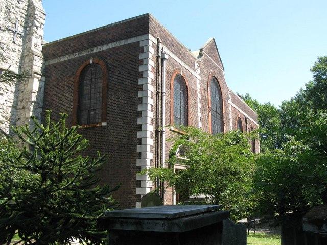 St. Nicholas' Church, Deptford Green, SE8