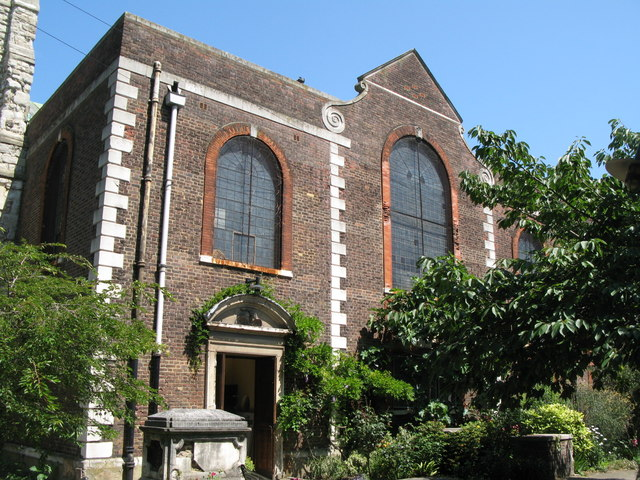 St. Nicholas' Church, Deptford Green, SE8 (2)