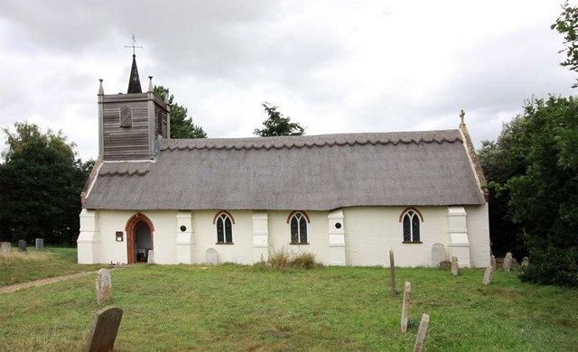 St Mary, Sisland, Norfolk