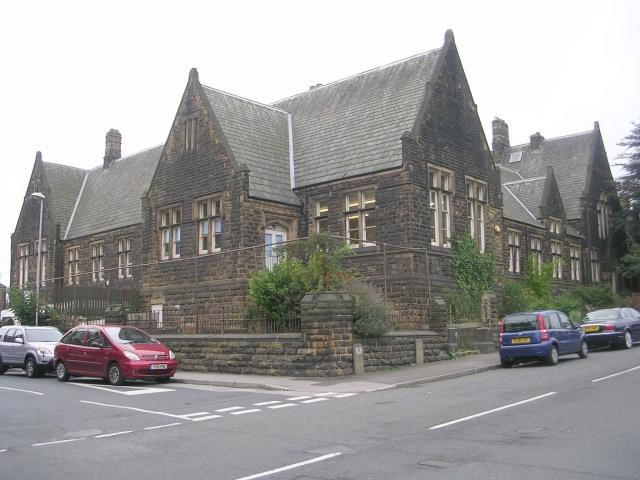 Joseph Priestley College - Peel Street
