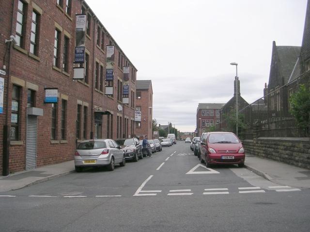 South Parade - Peel Street