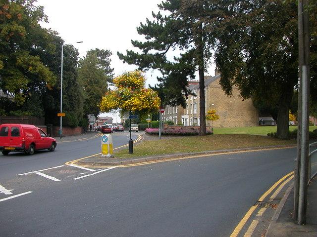 Rugby-Bilton Road