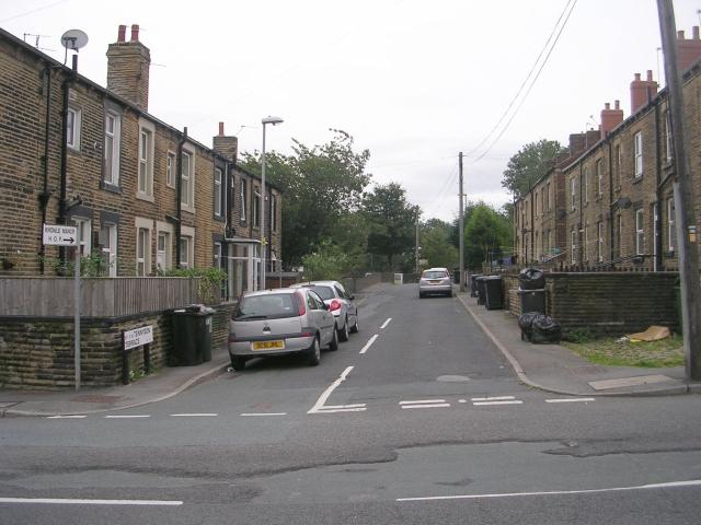 Tennyson Terrace - Peel Street