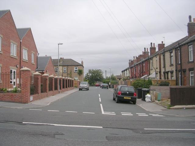 Ilford Street - Peel Street