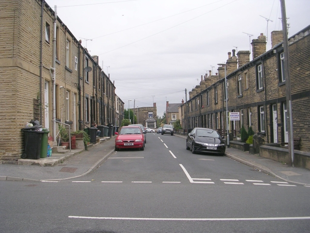 Johnson Street - Peel Street