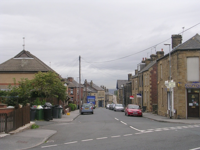 Cross Peel Street - Peel Street