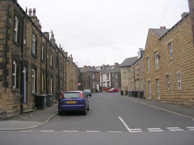 Charles Street - Clough Street