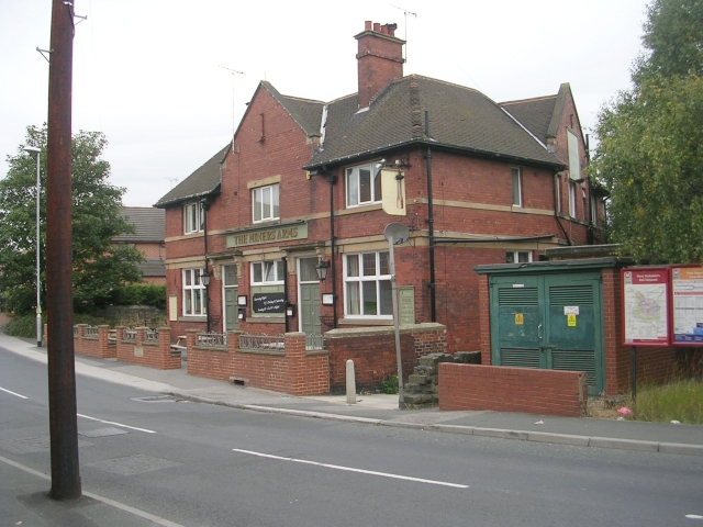 The Miners Arms - Albert Road