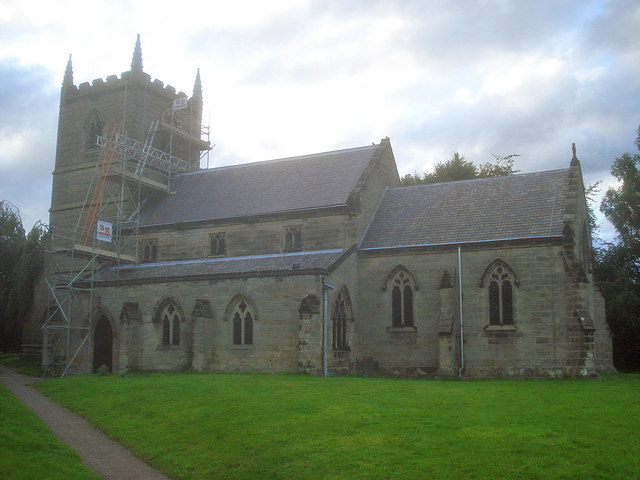 The Church of St John the Baptist