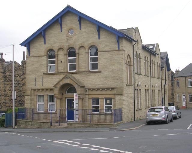 Friends Adult School - Ackroyd Street