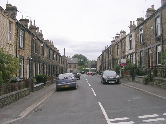 Johnson Terrace - Ackroyd Street