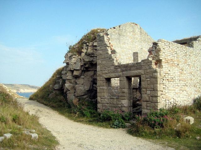 Old quarry building - Winspit